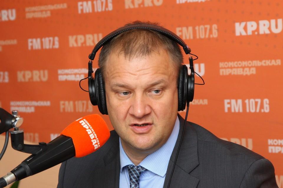 Олег Владимирович Гарин, Председатель Городской думы Ижевска
