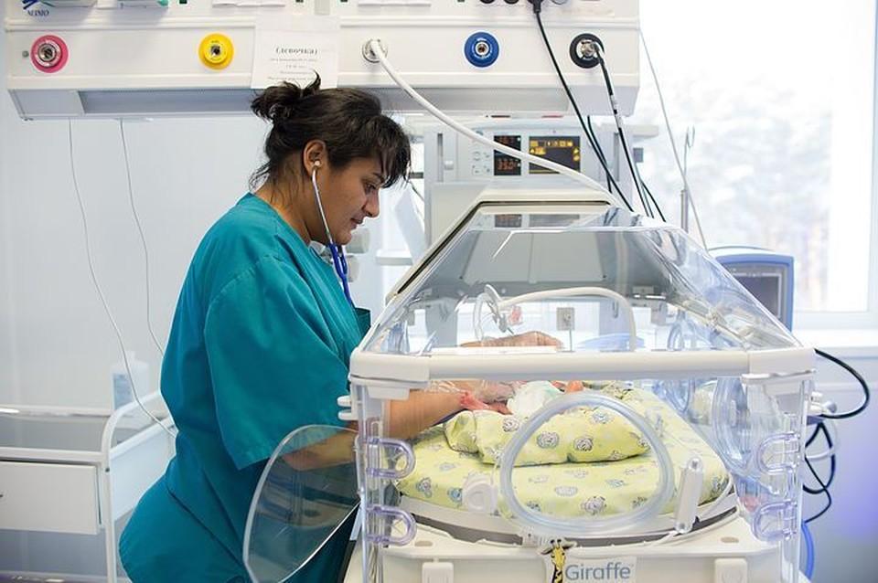 На сегодняшний день в Самаре действует 20 родильных отделений