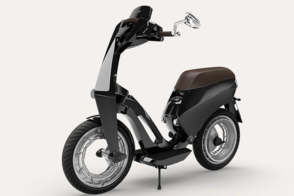 """По словам главы """"Роснано"""", скутер будет обладать сверхэкономичным двигателем-колесом"""