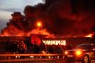 """Пожар на рынке """"Синдика"""" на МКАД: ущерб составит пять миллиардов рублей"""