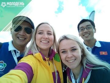 «Мы стали частью истории, это так круто!»: липецкая делегация о Всемирном фестивале молодежи и студентов