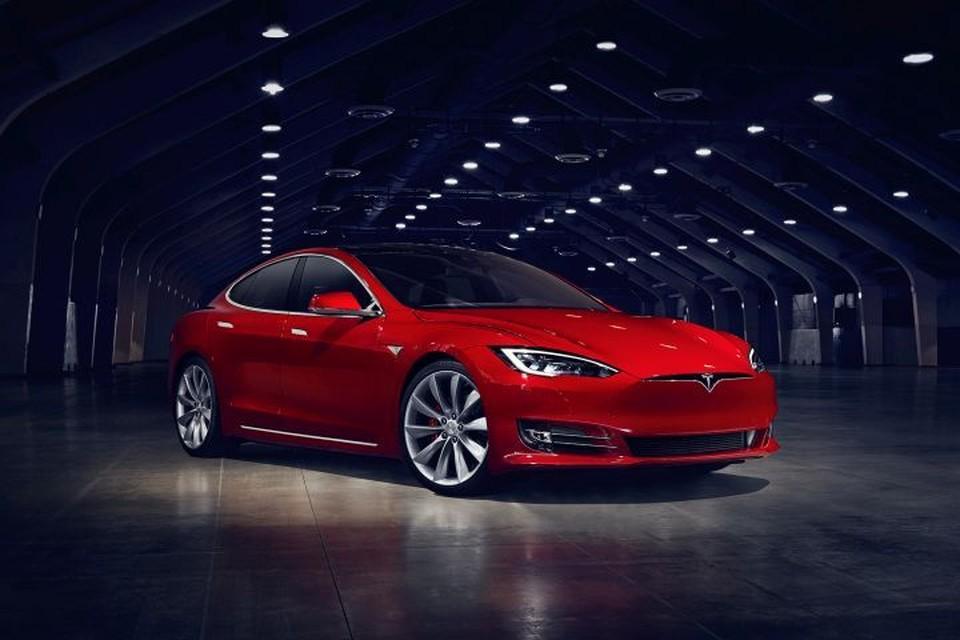 Автомобили Tesla пользуются в Китае устойчивым спросом
