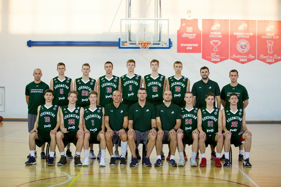 21d71f20 Юношеская команда «Локомотива-Кубани» вышла во второй тур чемпионата России