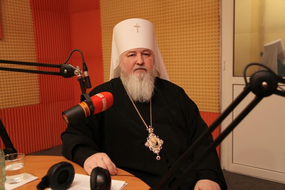 Митрополит Ставропольский и Невинномысский Кирилл