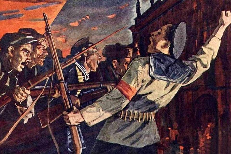 В нашей стране можно насчитать три периода переписывания и глобальной фальсификации Октябрьской революции