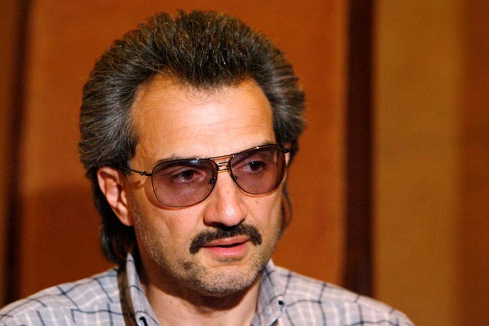 B результате экстренного расследования по обвинению в коррупции был арестован медиамагнат Аль-Валид бен Таляль
