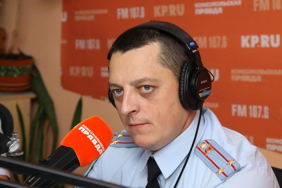Охрана общественного порядка в Ижевске