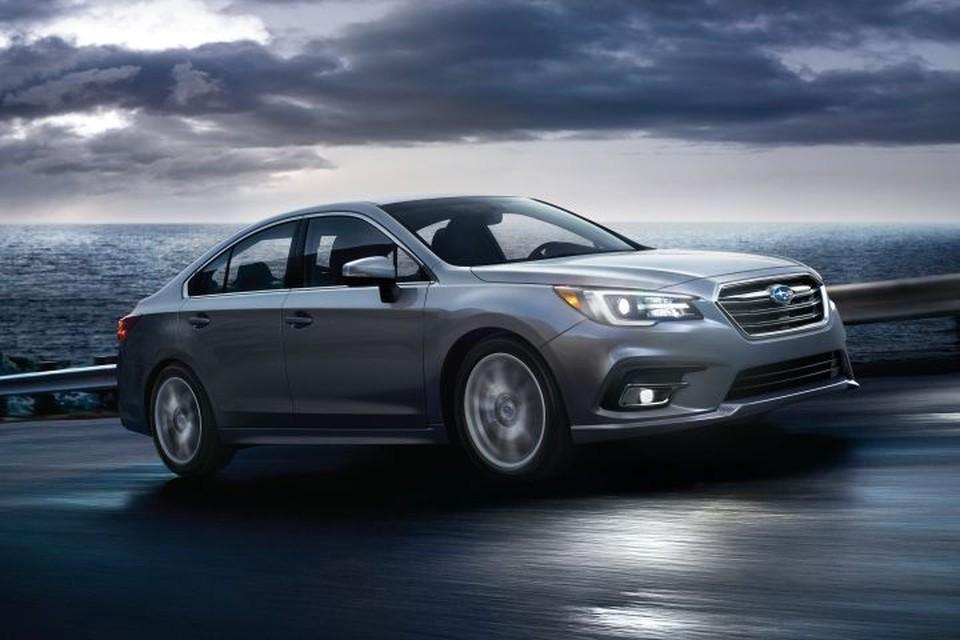 Нынешнее поколение Subaru Legacy выпускается с 2014 года, а прошлой зимой седан был подвергнут модернизации