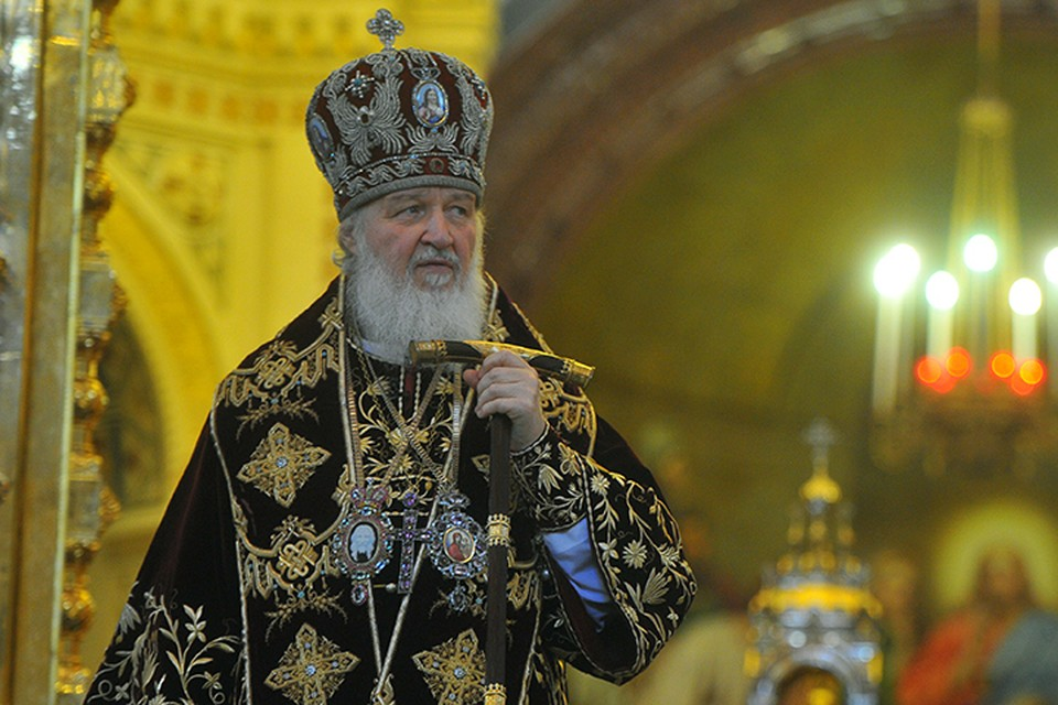 В своей проповеди предстоятель РПЦ заявил о приближающемся конце света из-за того, что человечество погрязло во грехе