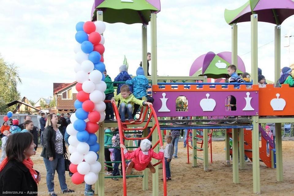 «Вишневый сад» в Рязани появился, в том числе, благодаря местным жителям. Фото: администрация Рязани.