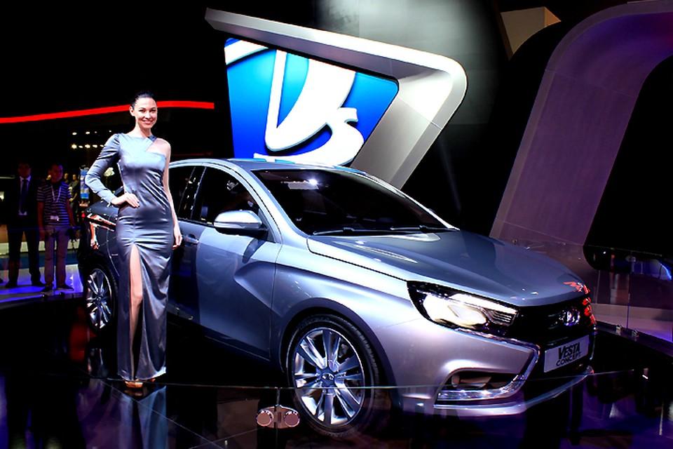 Рост популярности марки можно смело связывать с появлением новых моделей LADA.