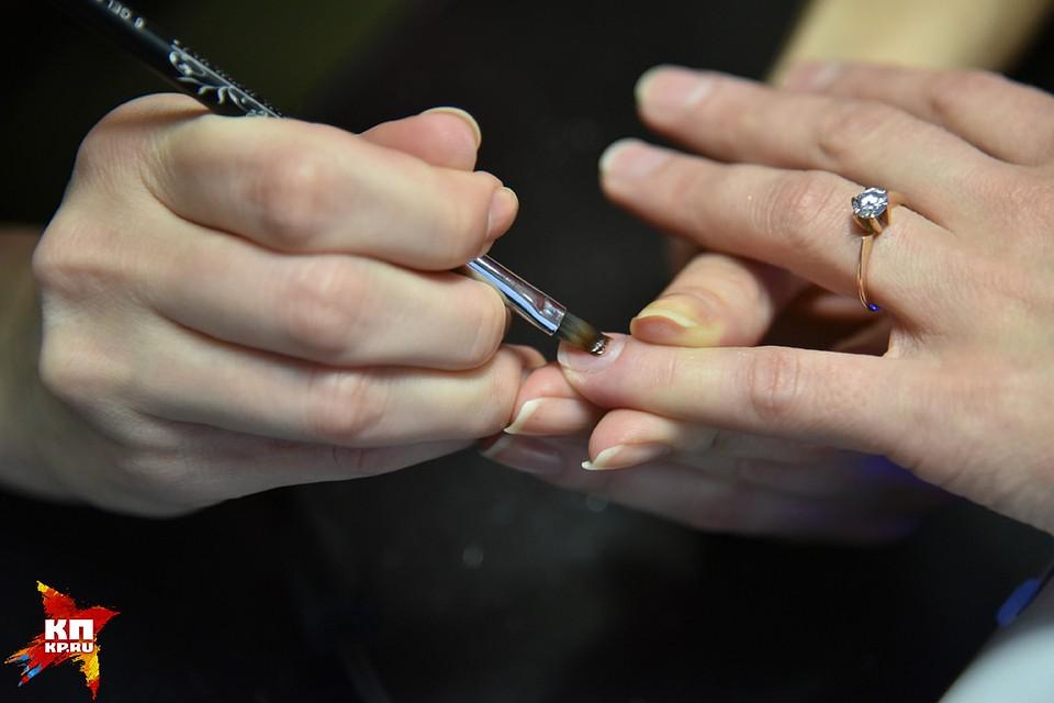 Обучение наращиванию ногтей в ростове на дону цена