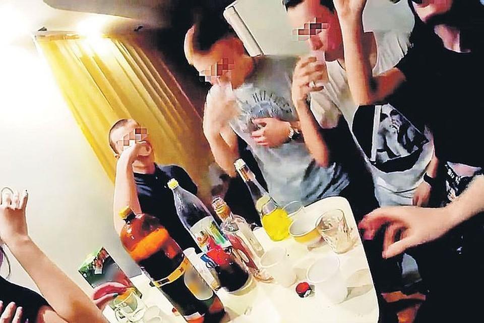 Подростки подожгли своего товарища на «вписке» в Нижнем Новгороде.