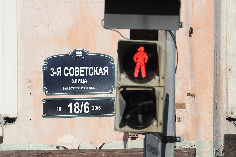 Петербуржцы сомневаются, хотят ли они жить на Рождественских улицах