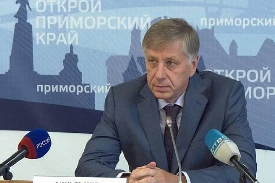 Василий Усольцев отправился в СИЗО на два месяца