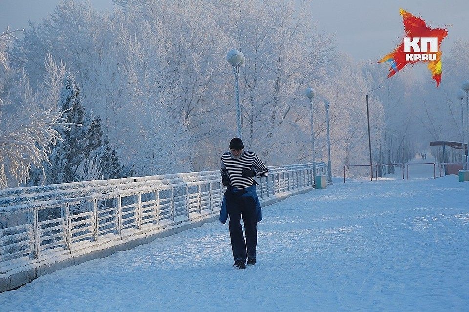 Снегопад как обещавший навестить