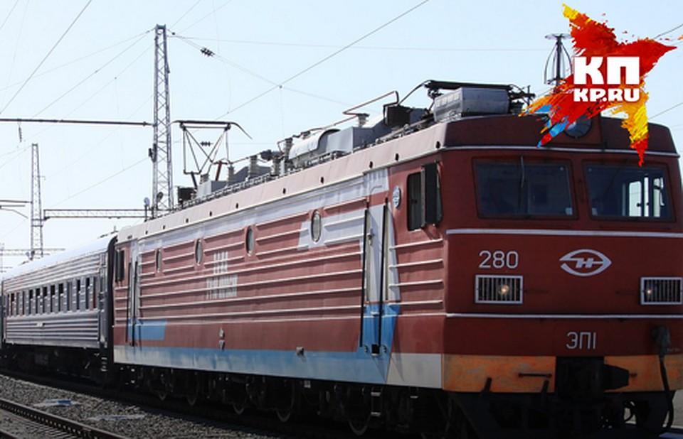 Расписание поезда красноярск барнаул