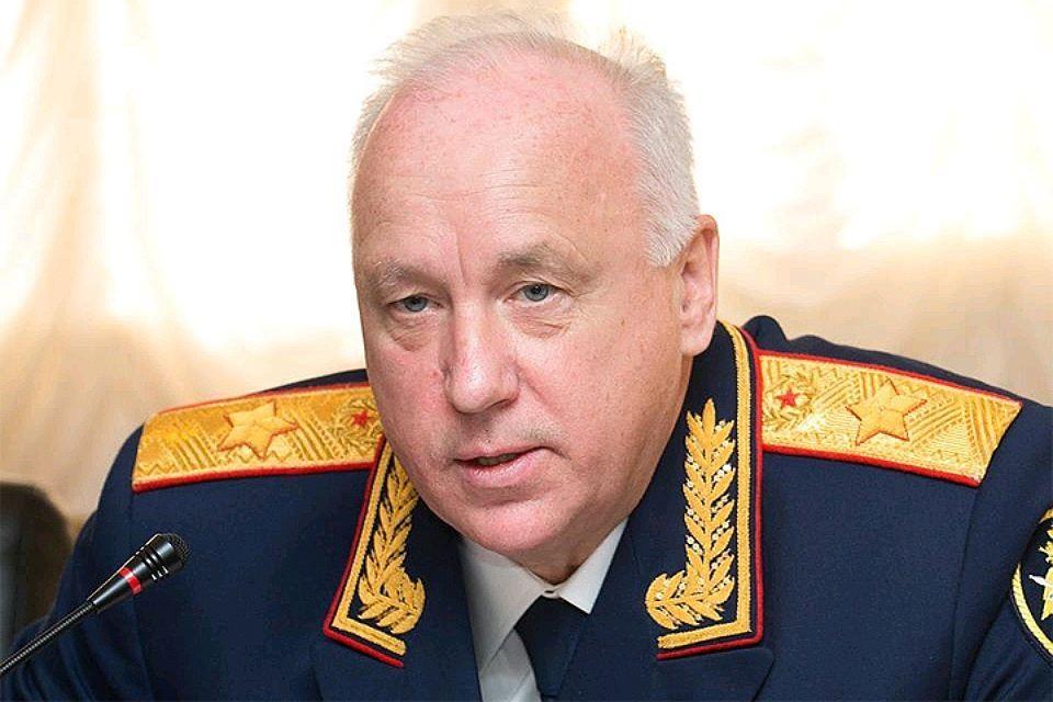 Председатель Следственного комитета России Александр Бастрыкин. ФОТО CK РФ