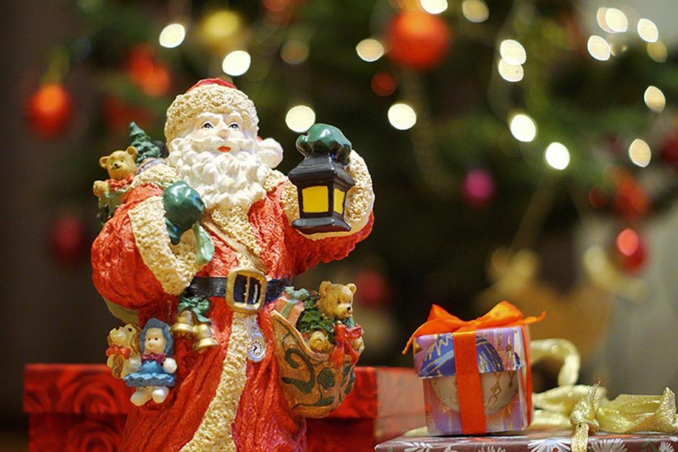 Где купить сладкие подарки на Новый год-2018 в Красноярске  9f7d894ffea