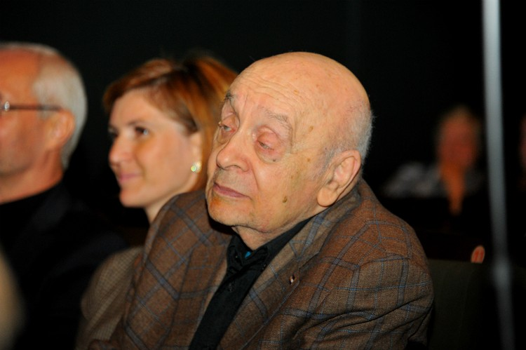 Великий актер Леонид Броневой
