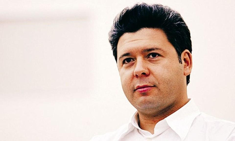 Директор Фонда исследований проблем демократии Максим Григорьев. Фото: www.facebook.com