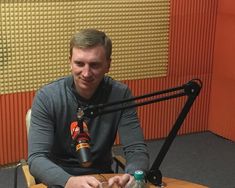 Глава города Ессентуки Александр Некристов