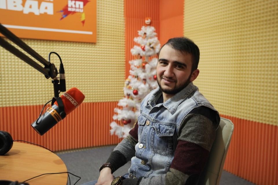 Блогер Эдгар Беджанян