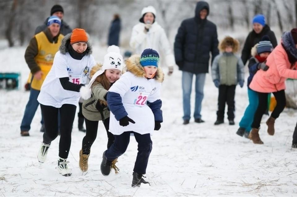 Рождественские спортивные игры пройдут на Верхней террасе набережной. Фото: администрации Волгограда