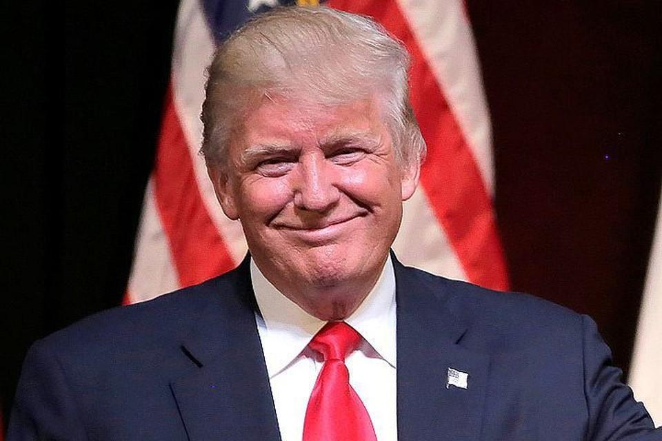 Дональд Трамп «абсолютно точно» будет баллотироваться на выборах 2020 года