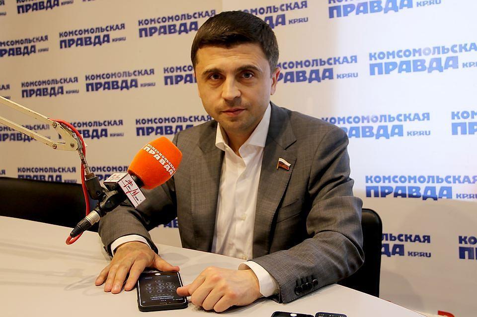 Депутат Госдумы советует крымчанам не ездить в Украину