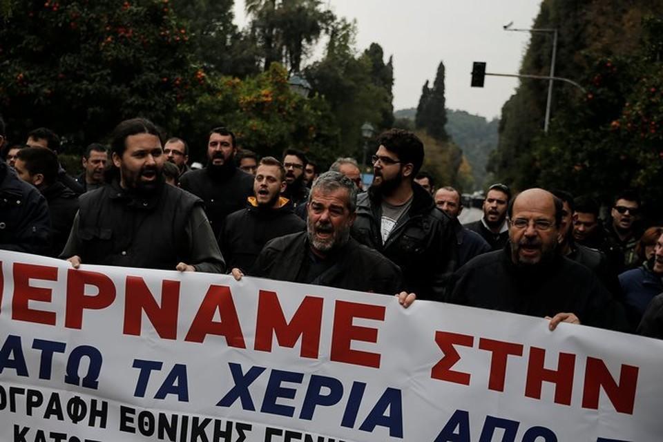 Ростуризм предупредил туристов о забастовках в Греции