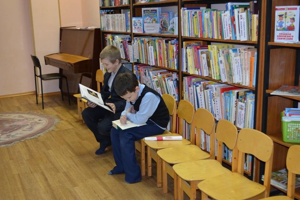 Липчане могут подарить детям хорошие, добрые книги