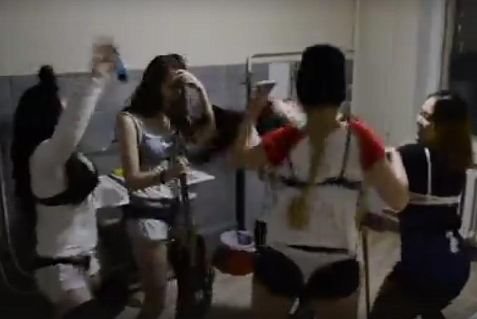Морские курсанты секс видео
