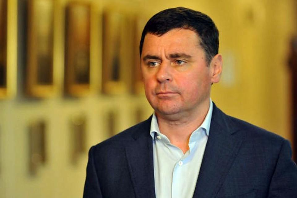 Губернатор Ярославской области Дмитрий Миронов. Фото: правительство Ярославской области