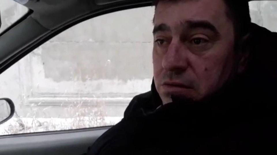 Водитель сразу признал вину. Кадр из видео ГУ МВД РФ по ЧО.