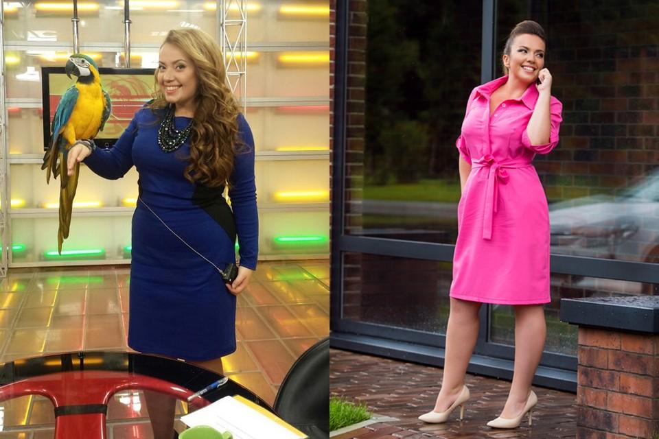 Чтобы сбросить вес, Алине потребовался год. Зато изменения – налицо, а точнее, на фигуру.