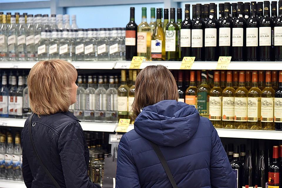 Эксперт: «Деньги за алкоголь идут в теневой сектор»