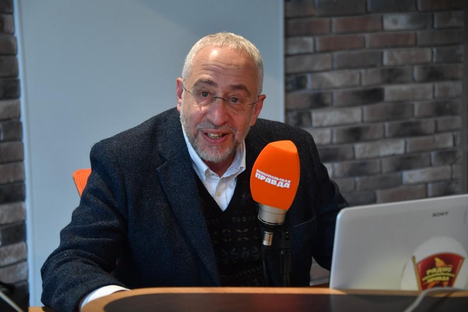 Журналист и член СПЧ Николай Сванидзе