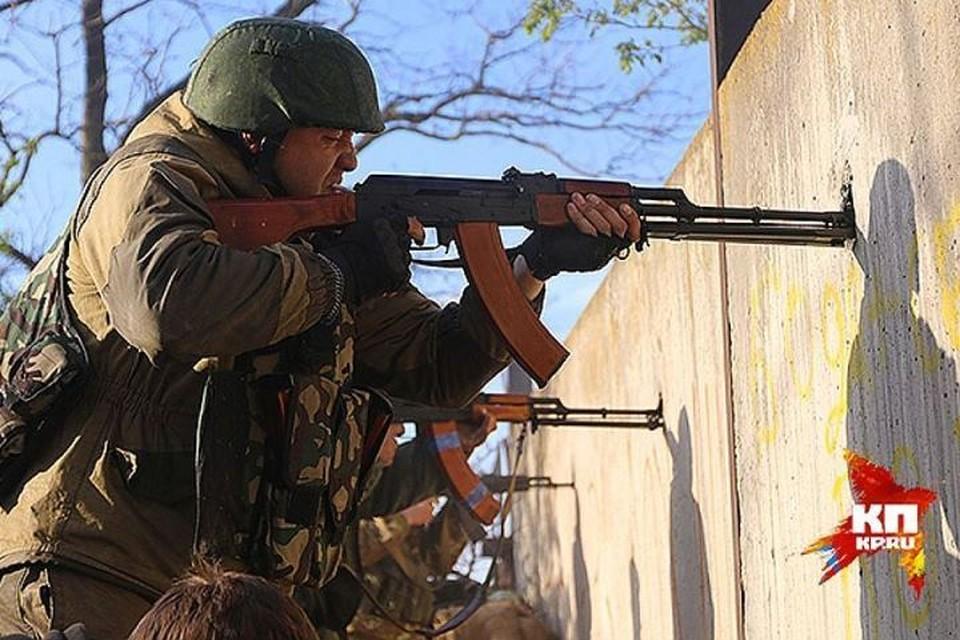 Обстановка в Донецкой народной республике (ДНР) далеко не спокойная