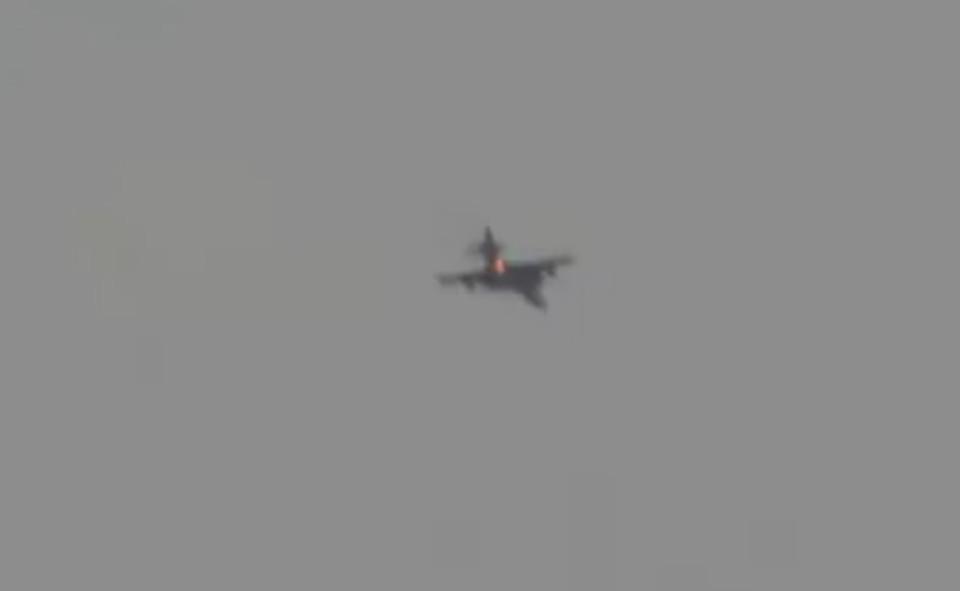 Су-25 был сбит в провинции Идлиб
