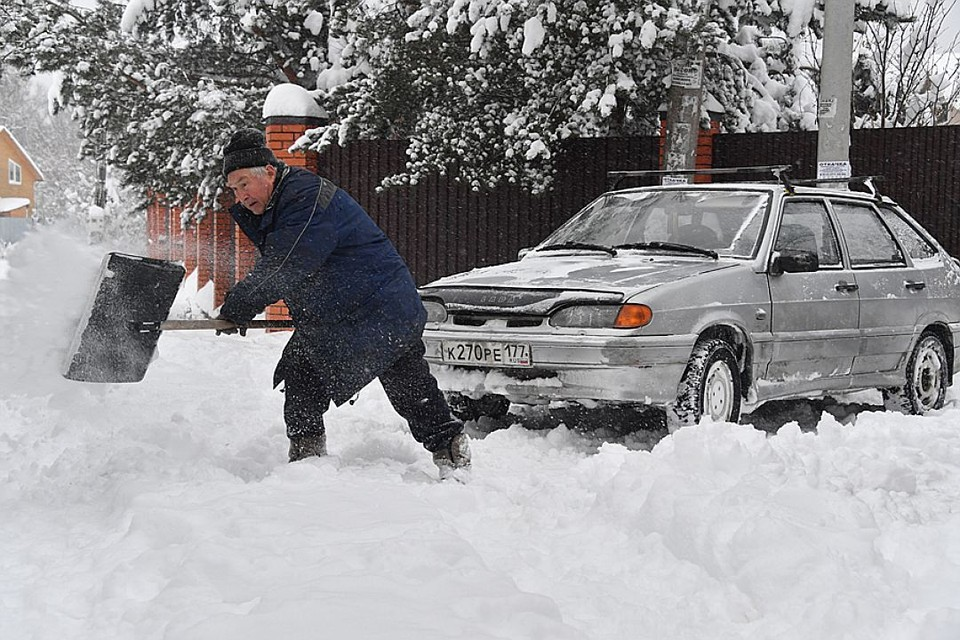 Роструд разрешил россиянам опаздывать на работу из-за снегопада