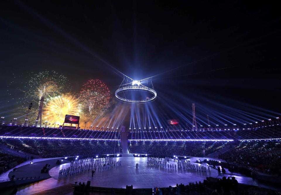 Олимпиада в Пхенчхане официально объявлена открытой