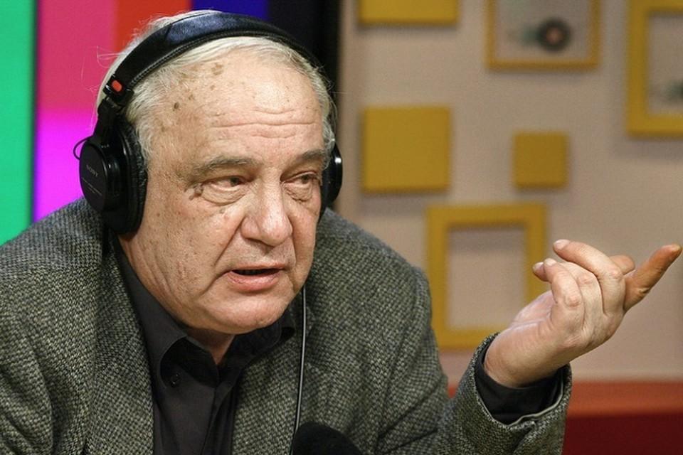 Советский диссидент Владимир Буковский. Фото: Максим Шеметов/ТАСС
