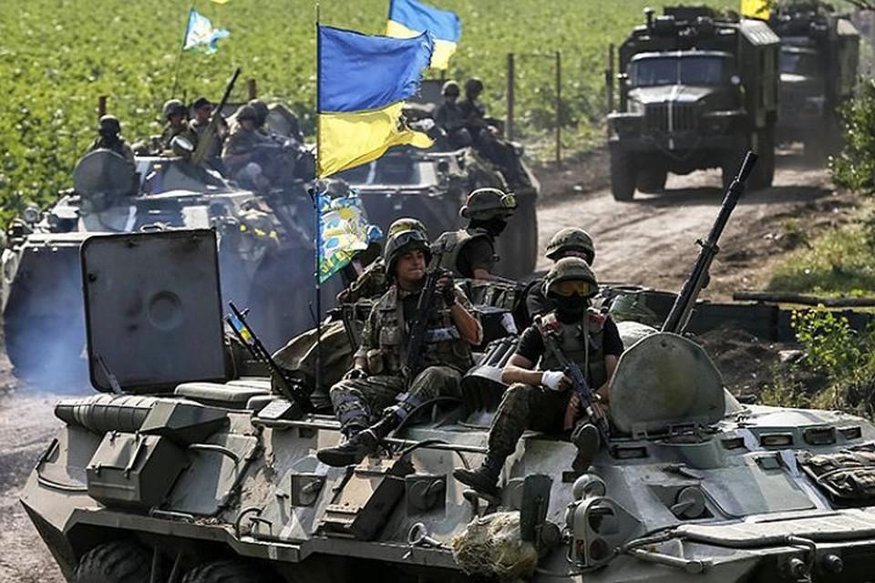 Украина пытается подогнать свою армию под стандарты НАТО