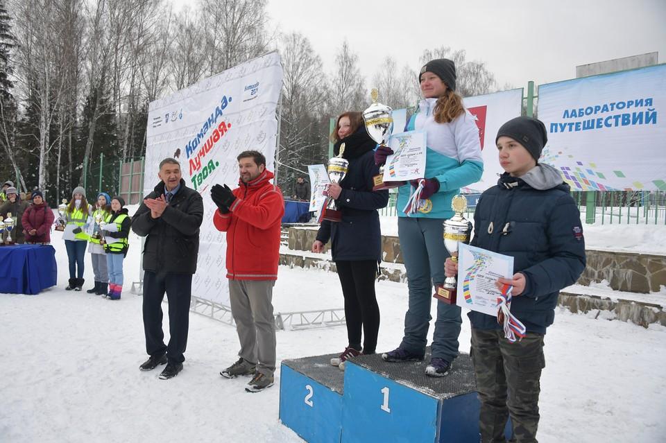 Десятые юбилейные открытые городские соревнования детей-инвалидов на Кубок мэра Москвы.