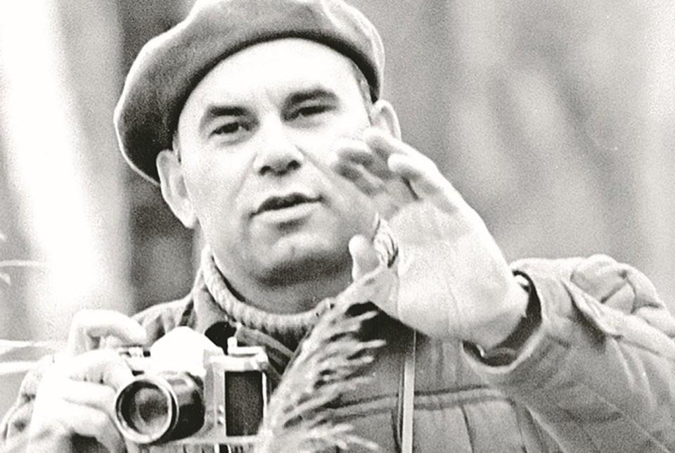"""Легенда """"Комсомольской правды"""" журналист Василий Песков."""