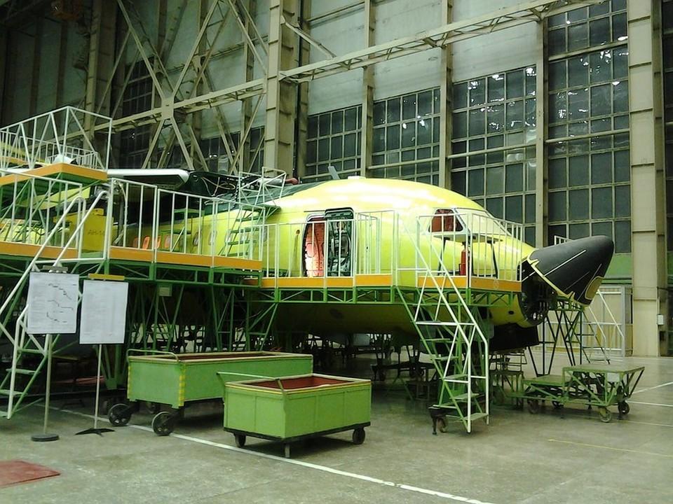 Украинские двигатели для Ан-148 заменят на продукцию российско-французского производства.