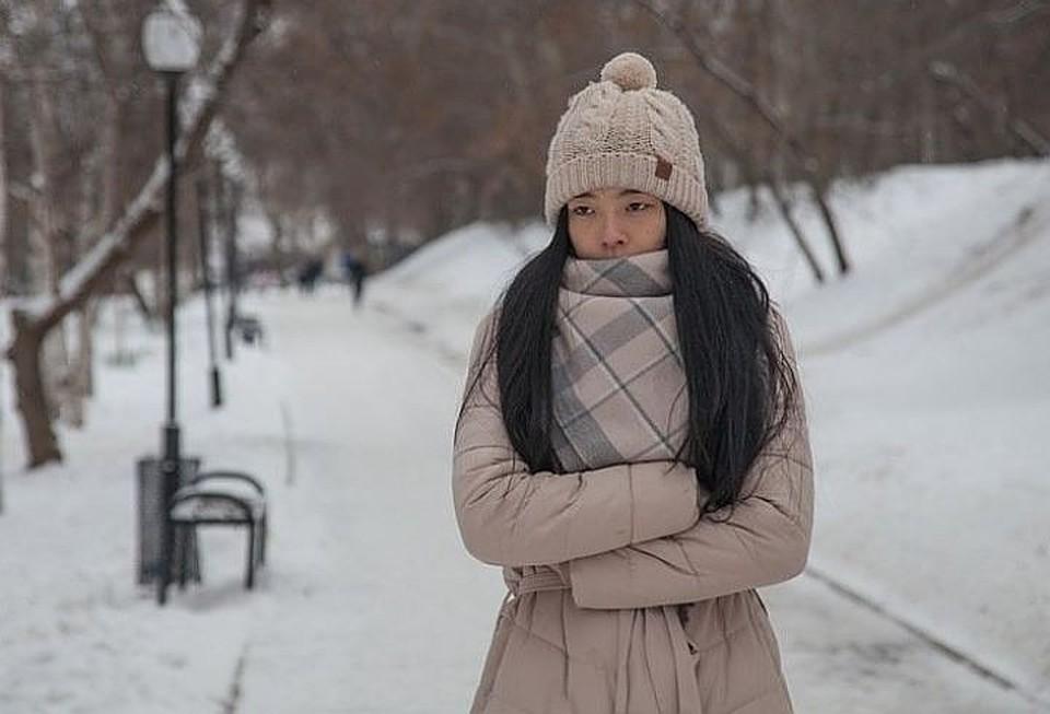 Погода в Москве 21 февраля будет облачной с прояснениями, местами пройдет снег