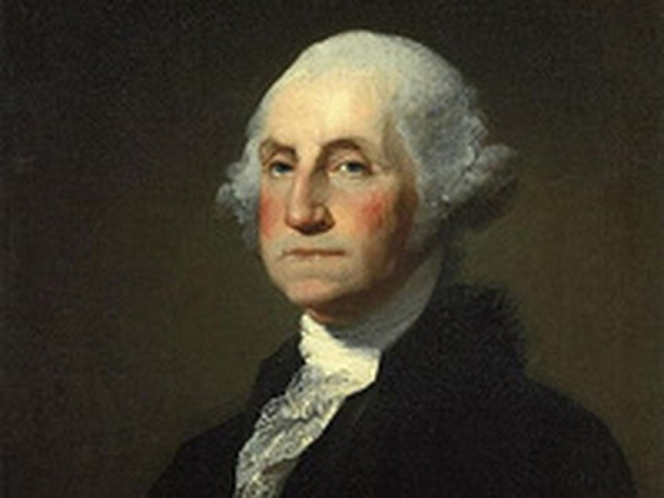 В США обнаружили прядь волос Джорджа Вашингтона