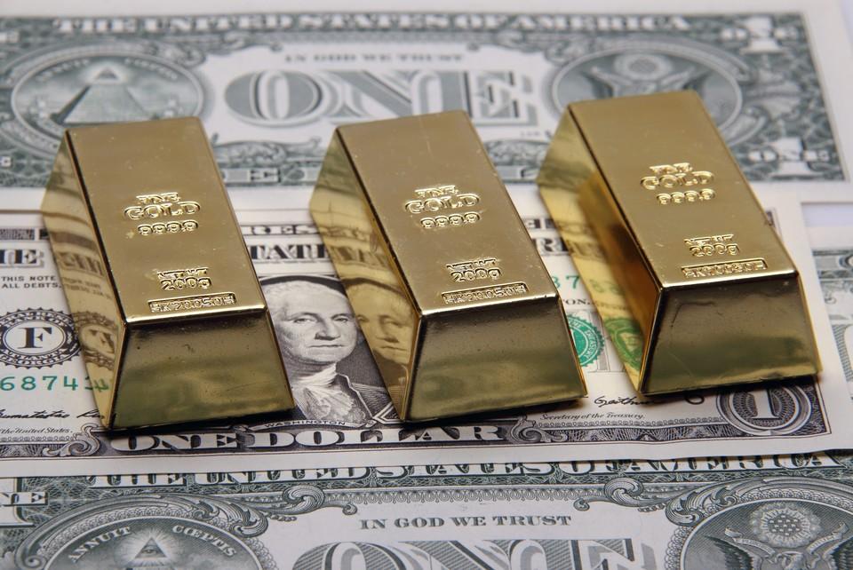 В 2014 году Россия поднялась на 6 место в рейтинге держателей золота. Фото: DPA TASS